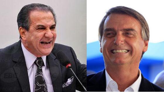 Malafaia critica Bolsonaro por causa de Magno Malta