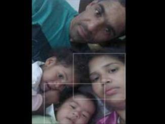 Homem mata esposa de 17 anos e dois filhos de 1 ano e outro de 6 meses enforcados