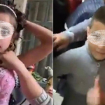 Menino de 10 anos se casa com criança de 8 e causa revolta! Imagens