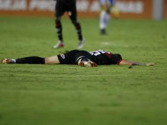 Vitória é rebaixado para a série B do campeonato brasileiro