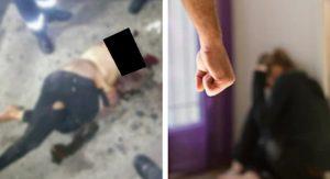 Homem arranca cabeça de menina de 13 anos