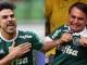Atacante do Palmeiras ignora Bolsonaro