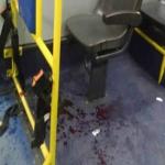 Passageiro mata ladrão dentro de ônibus na Suburbana