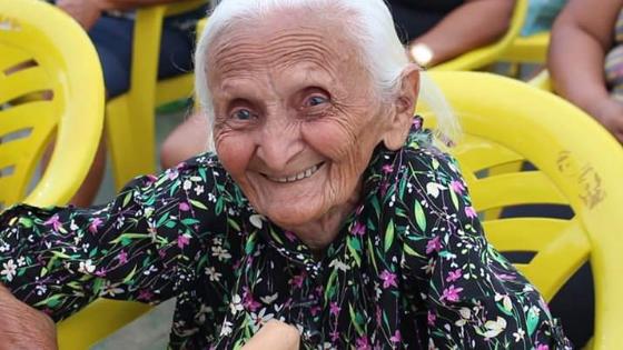 quem matou vovó de 106 anos