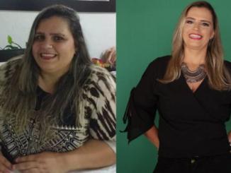 Mulher perde 80 kg em 8 meses