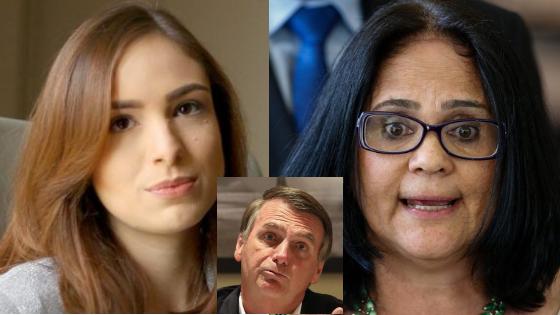 Jovem acusa ministra de Bolsonaro de ocultar estupro de Marcos Feliciano