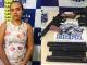 Mulher é presa com duas metralhadoras em Feira de Santana