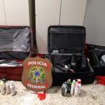 Mulheres são presas no aeroporto de Salvador com 25 kg de cocaína
