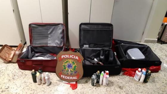 Mulheres são presas no aeroporto de Salvador