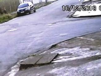 Câmera flagra homem estuprando menina de 14 anos