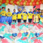 LBV entrega cestas de alimentos para famílias atendidas em Lauro de Freitas