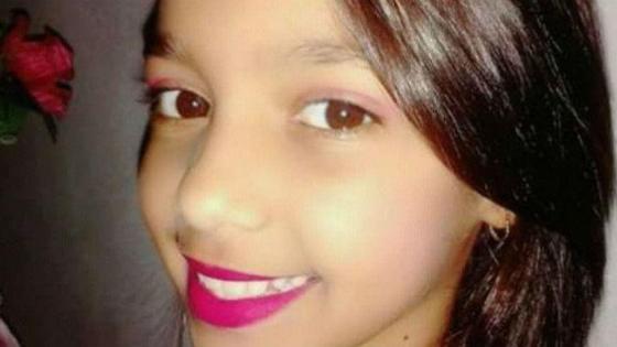 Corpo de menina sequestrada pelo padrasto que se matou é encontrado