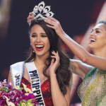 Vaza fotos intimas da Miss Universo 2018 das Filipinas
