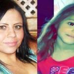 """Mãe corta em pedaços e queima a filha de 4 anos após """"pedidos de anjos"""""""