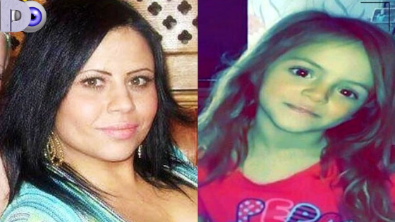 Mãe corta em pedaços e queima a filha de 4 anos