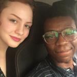 """Garota pede um Uber e fica de cara que o motorista era o Buscapé de """"Cidade de Deus"""""""