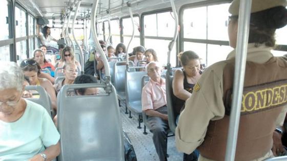 Policiais terão cartões de gratuidade em ônibus cancelados