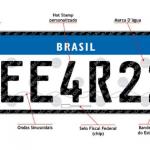 Justiça suspende emplacamento do modelo Mercosul em carros e motos da Bahia