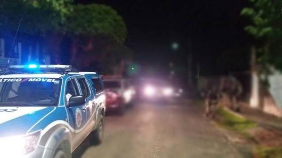 Sábado violento em Lauro de Freitas