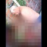 Idoso é filmado estuprando menina de 9 anos e vídeo viraliza na web! Veja