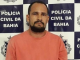 Ex-secretário de Jucuruçu é preso por estupro