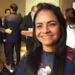 Moema diz que críticos deveriam se preocupar com o município deles sobre os limites de Lauro de Freitas