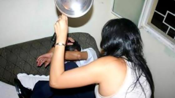 Homem é agredido pela esposa porque pediu pra ela pegar uma cerveja