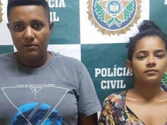 Casal de lésbicas desfigura rosto do filho de 2 anos