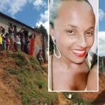 Mulher morre eletrocutada após estender roupa na geladeira