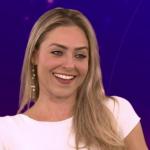"""Paula do BBB19 chamaFábio Assunção pra """"cheirar pó"""" com ela e causa alvoroço"""