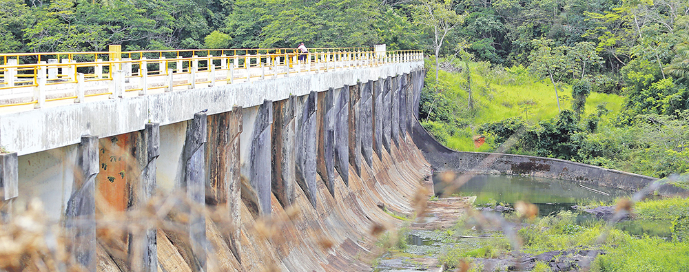 Vereador alerta para risco de rompimento na barragem de Lauro de Freitas