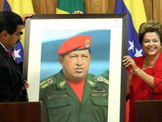 PT e movimentos de esquerda publicam manifesto de apoio a Maduro