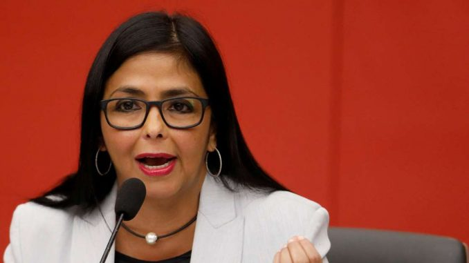 Vice-presidente da Venezuela