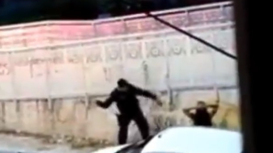 Policial agride mulher com chicotadas em Fortaleza