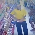 """Motorista de """"amarelinho"""" é flagrado roubando mercado na Suburbana"""