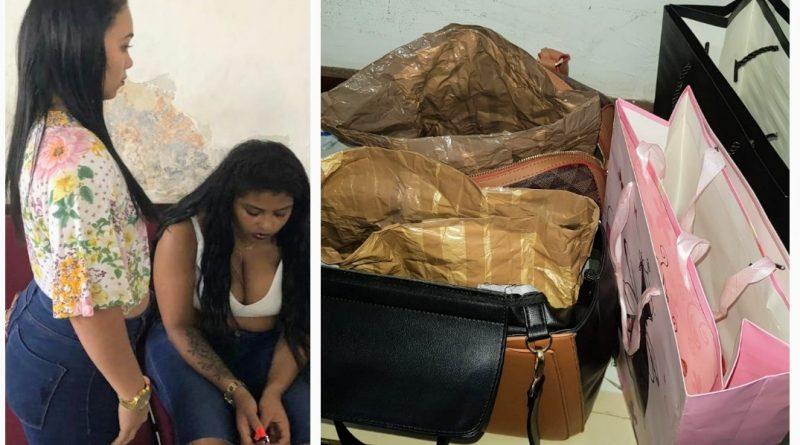 Mulheres são presas roubando produtos em farmácias da Barra