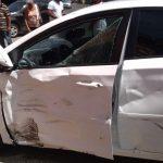 Grave acidente na Itinga com dois veículos deixa um pessoa ferida