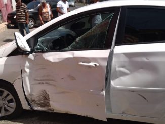 Grave acidente na Itinga