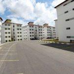 Apartamentos no Quinta da Glória em Lauro de Freitas correm risco de desabar