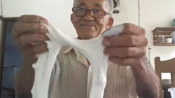 Vovô do slime é acusado de pedofilia