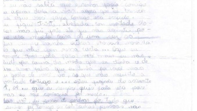 Menina de 12 anos estuprada pelo pai e pelo avô