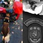 Maconha é encontrada na moto da Coca-Cola em abordagem na Barra