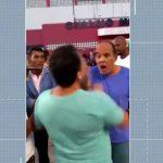 Lauro de Freitas: Homem é espancado na fila do recadastramento biométrico