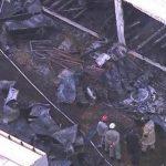 Incêndio mata 10 jogadores na base de treinamento do Flamengo