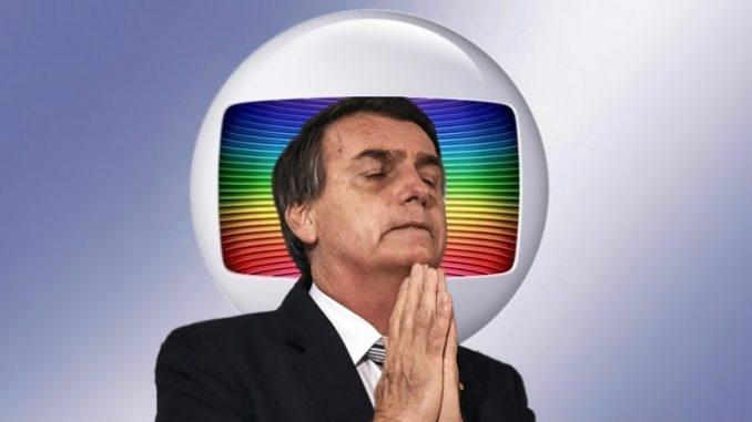 Globo interrompe a programação e anuncia a morte de Jair Bolsonaro