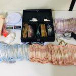 Homem é preso com R$ 11 mil e 565 cuecas falsificadas na Bahia