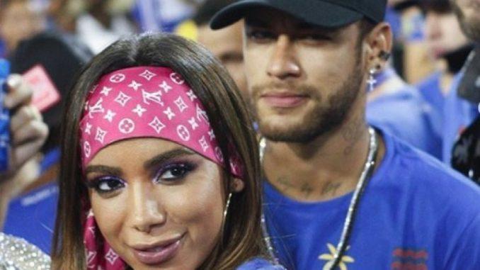 Anitta e Neymar