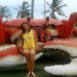 Moradora de Itapuã que estava desaparecida é levada ao Roberto Santos