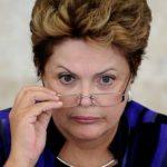 Dilma se diz 'boquiaberta' com prisão de Michel Temer