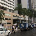 Pai e filho morrem após cair de quarto de hotel em Salvador
